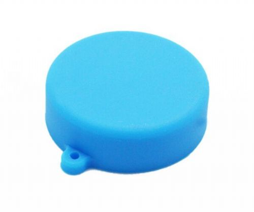 Soft Silicone Blue Camera Lens for GoPro Hero 3/3+/4